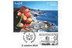 Opuntia species in Spain became an iconic symbol in the landscape, depicted even in stamps and postmarks (photo: Pablo González-Moreno) Opuntia species in Spain became an iconic symbol in the landscape, depicted even in stamps and postmarks (photo: Pablo González-Moreno)