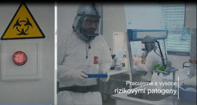 New laboratory Biosafety level 3