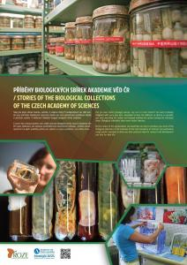 Stories of the Biological Collections of the CAS in Průhonice Castle