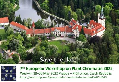 7th European Workshop on Plant Chromatin 2022 (EWPC 2022)