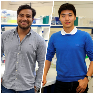 Biology Centre hosts two new MSCA fellows